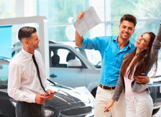 Покупка автомобиля без первоначального взноса в кредит