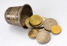 Как происходит обмен монет на купюры в Сбербанке, и какая за это комиссия