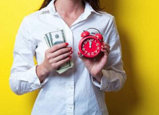 Как за мгновение получить деньги в долг на карту Сбербанка