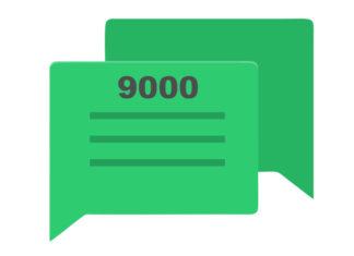 Является ли номер 9000 официальным номером Сбербанка