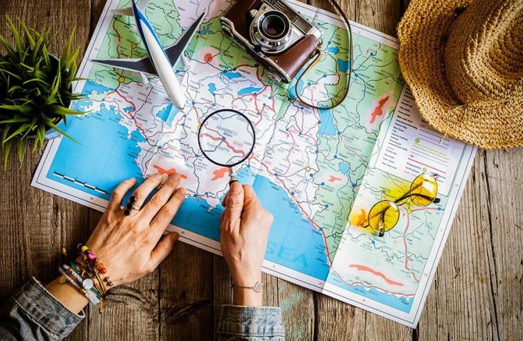 Выгодные карты для путешествий