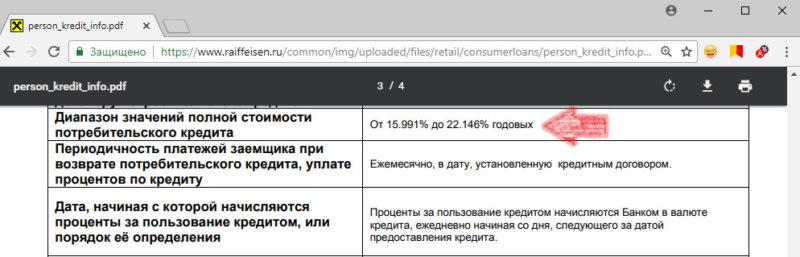 рефинансирование потребительского кредита в райффайзенбанке отзывы операция на миому сколько занимает времени