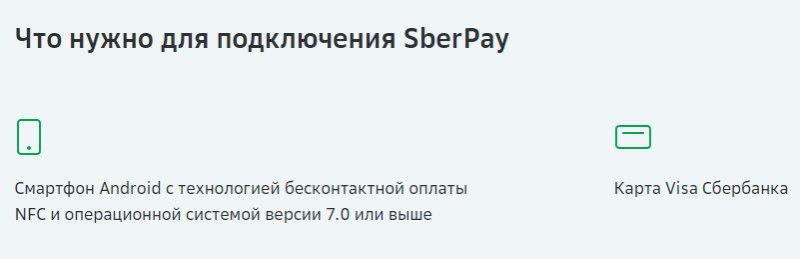 СберПей доступен с ограничениями